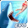 嗜血狂鲨进化破解版
