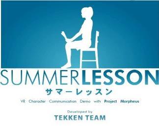 夏日课堂Summer Lesson中文版