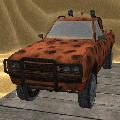 3D皮卡车驾驶员游戏