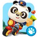 熊猫博士小邮差
