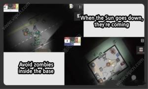 死城僵尸生存iOS图3