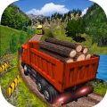 重型卡车货物驾驶模拟器破解版
