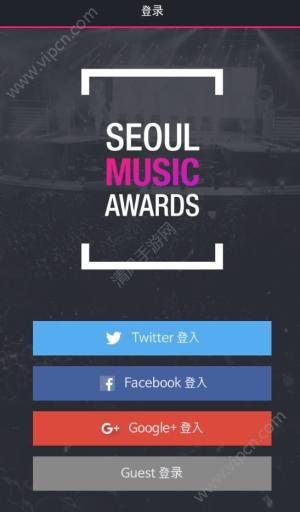 首尔歌谣大赏app ios图1