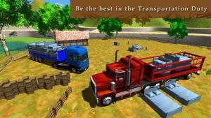 大卡车模拟2017游戏图5