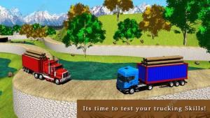 大卡车模拟2017游戏图1