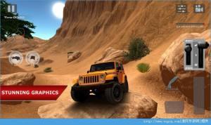 越野驾驶沙漠游戏评测:多地形驾驶,超豪华赛车,激情无限!图片2