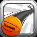 滚动的篮球3D