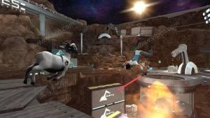 模拟山羊太空废物安卓版图5