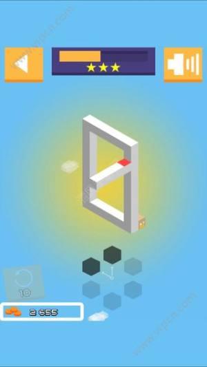 3D视觉错觉解谜游戏图3