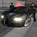警察疯狂驾驶游戏