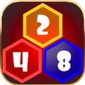 六角形2048消除游戏ios版