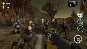僵尸战士射手3D官方版图1