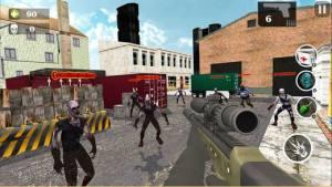 僵尸战士射手3D官方版图3