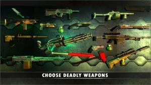 僵尸战士射手3D官方版图5