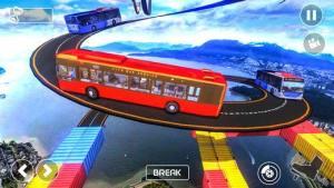 疯狂的特技公交车行驶辛手机官方版图片3