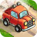 模拟农场涂鸦驾驶游戏