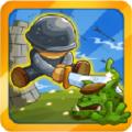 城堡防御军队扩张游戏
