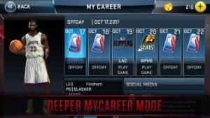 NBA 2K18手机版图3