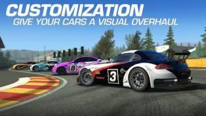 真实赛车3破解版iOS图1