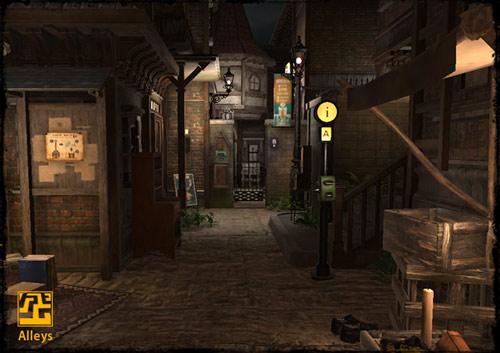Alleys 巷弄探险高自由度解谜类手游全新上线[多图]图片1