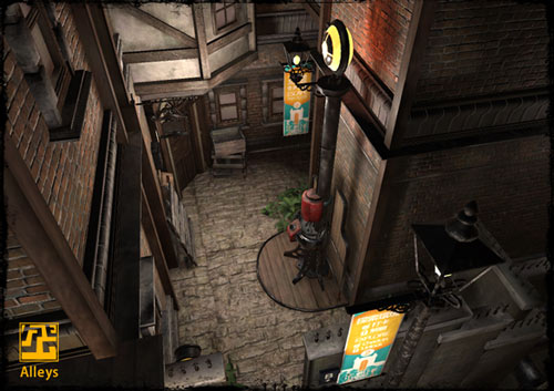 Alleys 巷弄探险高自由度解谜类手游全新上线[多图]图片3