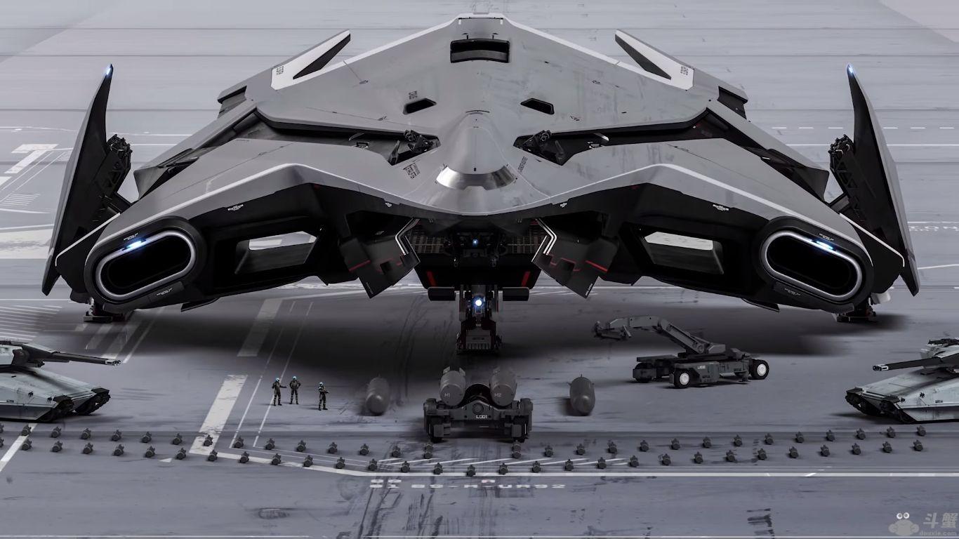 星际公民1.84亿众筹3个版本飞船曝光[视频][多图]图片1
