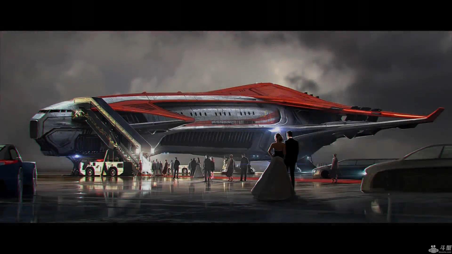 星际公民1.84亿众筹3个版本飞船曝光[视频][多图]图片5
