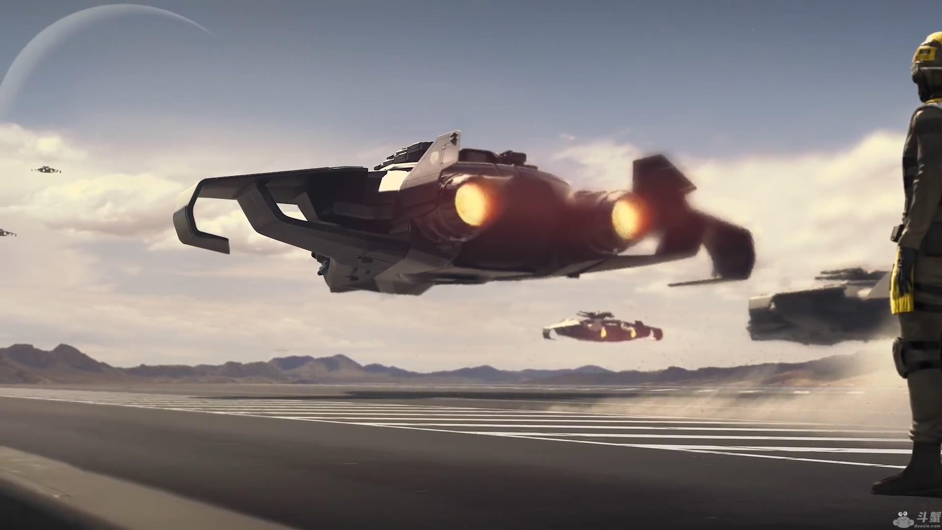 星际公民1.84亿众筹3个版本飞船曝光[视频][多图]图片8