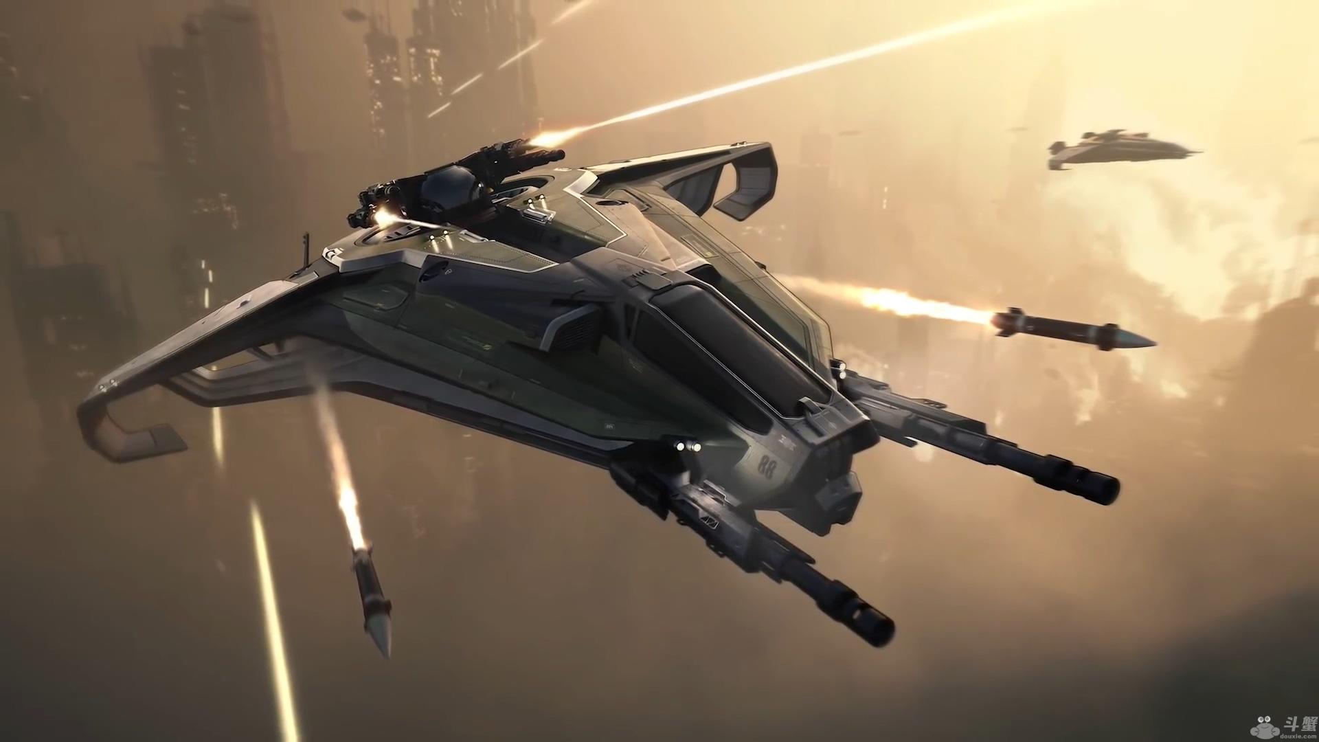 星际公民1.84亿众筹3个版本飞船曝光[视频][多图]图片10