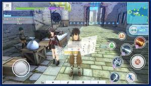 刀剑神域关键斗士图3