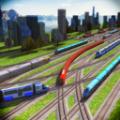 欧洲火车模拟器游戏安卓最新版 v1.3