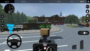 欧洲卡车模拟器高级版无限金币破解版(含数据包)图片1