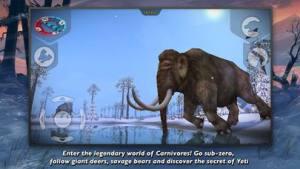 食肉动物冰河时代IOS版图1