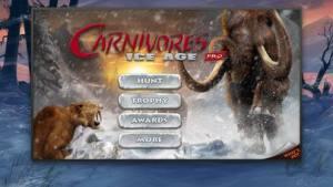 食肉动物冰河时代IOS版图5