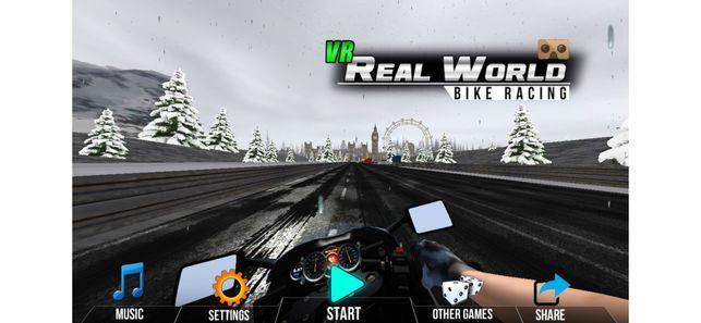 VR自行车真实世界赛车手机版图片1