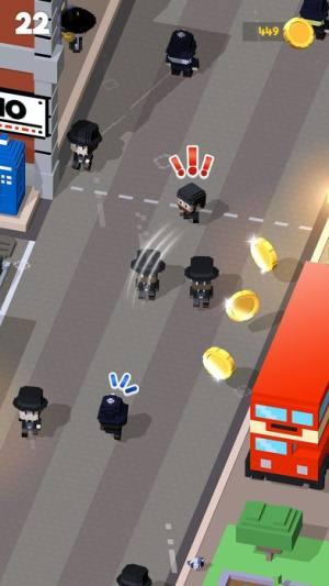 方块警察捉强盗游戏最新版图片2