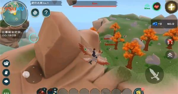 创造与魔法天空挑战赛:飞行大乱斗吃鸡技巧[视频][图]图片1