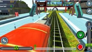模拟火车2019和谐号破解版图1