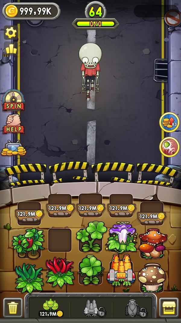 合成植物战僵尸游戏图1