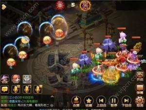 梦幻西游手游泡泡王最新见6攻略 四输出阵容29回合见6视频图片2
