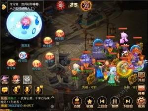 梦幻西游手游泡泡王最新见6攻略 四输出阵容29回合见6视频图片5