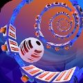 太空螺旋球破解手机版 v1.0