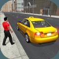 出租车司机汽车模拟2019