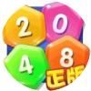 2048六角消除游戏