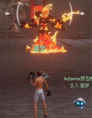 龙族幻想噩梦光明副本火元素统领boss打法攻略图片1