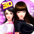 3D智能美女养成手游