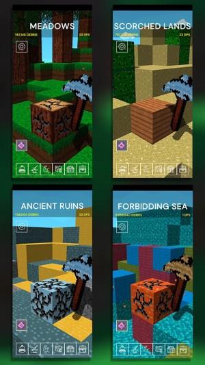 Exploration Pro Craft Idle Clicker游戏图2