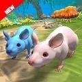老鼠家族模拟器游戏