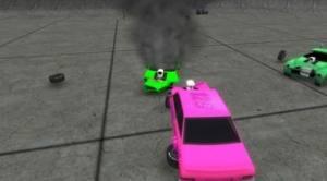 碰撞比赛游戏图1