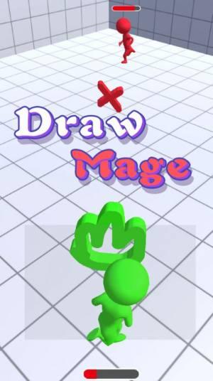 画线魔法绘制对战游戏图1